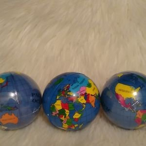 🌍 World Squishy Ball 🌍